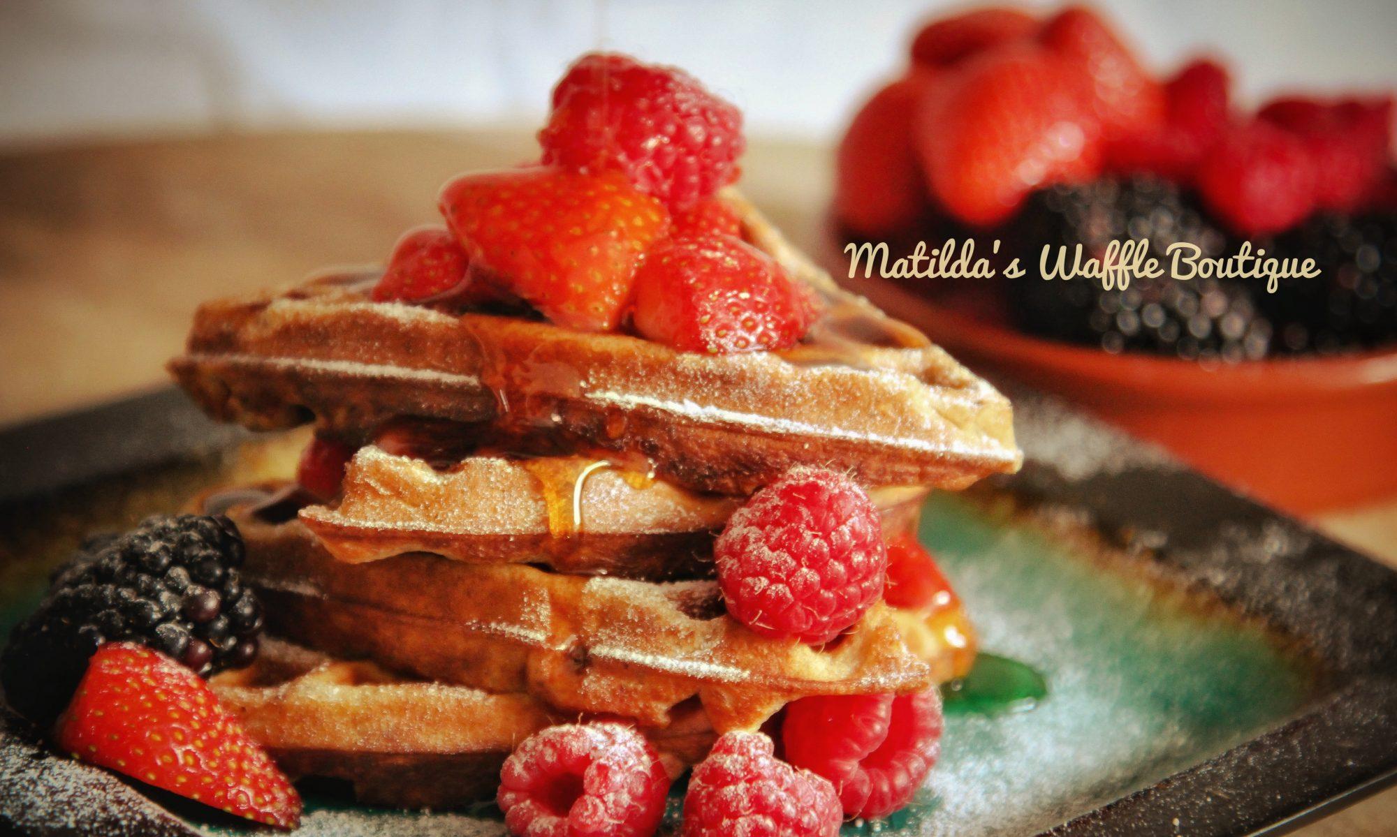Matildas Waffle Boutique
